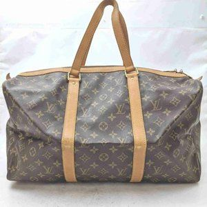 """Louis Vuitton Monogram Sac Souple 45 Duffle"
